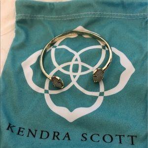 Kendra Scott Elton gold bracelet